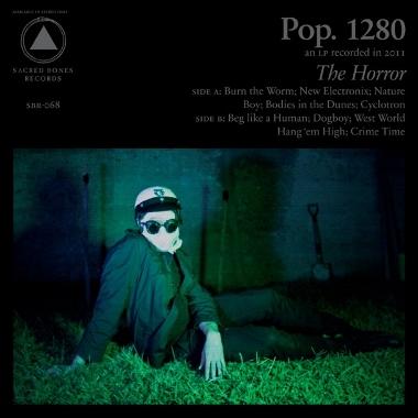 Pop 1280-The Horror 1 - fanzine