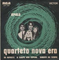 Quarteto Nova Era - Quarteto Nova Era 1 - fanzine
