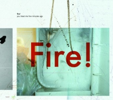 fire!-you liked me five minutes ago! 5 - fanzine