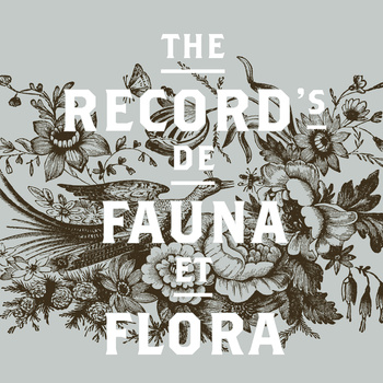 The Record's-De fauna et flora 7 - fanzine