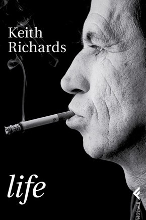 Keith Richards - James Fox Life 1 - fanzine