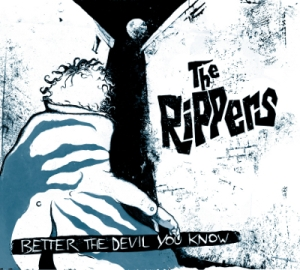 The Rippers-Better The Devil You Know 1 - fanzine