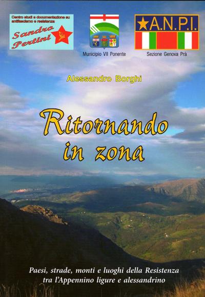 Alessandro Borghi-Ritornando in zona 1 - fanzine