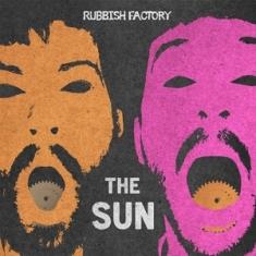 Rubbish Factory – The Sun 10 - fanzine