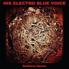 His Electro Blue Voice – Ruthless Sperm 8 - fanzine