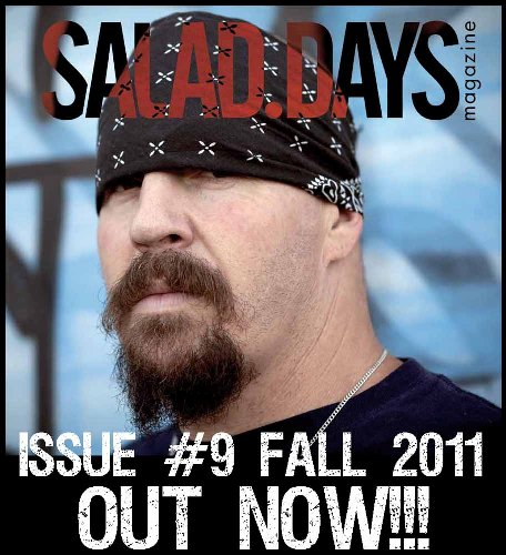 SALAD DAYS MAG 9 8 - fanzine