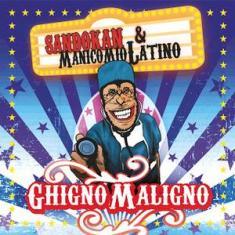 Sandokan e Manicomio Latino – Ghigno Maligno 5 - fanzine