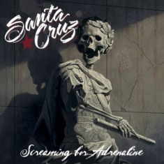 Santa Cruz - Screaming For Adrenaline 4 - fanzine