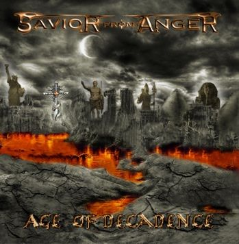 Savior From Anger - Age Of Decadence 1 - fanzine
