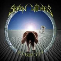 Seven Witches - Rebirth 1 - fanzine