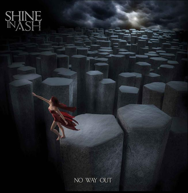 Shine In Ash - No Way Out 4 - fanzine