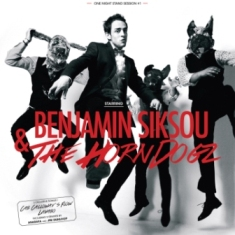 Benjamin Siksou And The Horndogz - One Night Stand Sessions 1 - fanzine