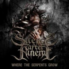 Silence After Funeral - Where the Serpents Grow 1 - fanzine