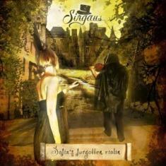 Sirgaus - Sofia's Forgotten Violin 1 - fanzine