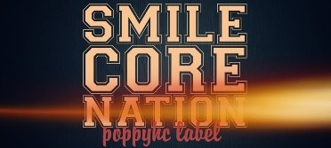 SMILECORE NATION netlabel 2 - fanzine