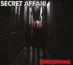 Secret Affair-Soho Dreams 1 - fanzine