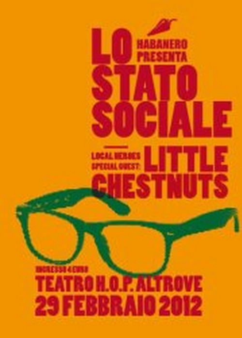 Lo Stato Sociale 1 - fanzine