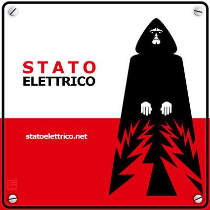 POTERE AL RUMORE PRESENTA-STATO ELETTRICO 1 - fanzine