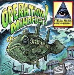 Stella Maris Music Conspiracy - Operation Mindfuck! 1 - fanzine