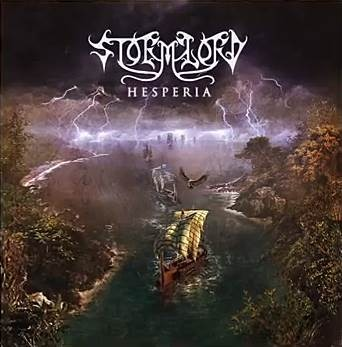 Stormlord - Hesperia 1 - fanzine