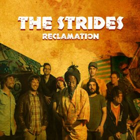 THE STRIDES-RECLAMATION 1 - fanzine