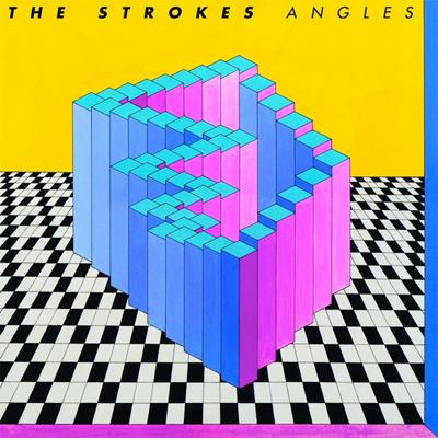 The Strokes-Angles 1 - fanzine