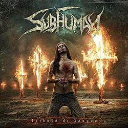 Subhuman - Tributo Di Sangue 4 - fanzine