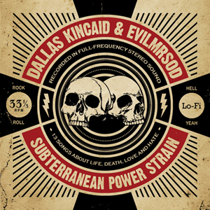 Dallas Kincaid and EvilMrSod-Subterranean Power Strain 2 - fanzine