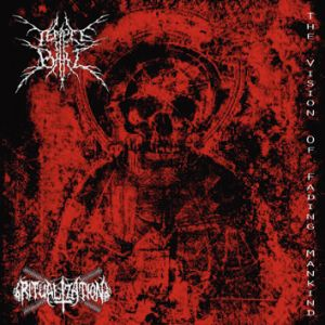 TEMPLE OF BAAL-RITUALIZATION-THE VISION FADING OF MANKIND 9 - fanzine