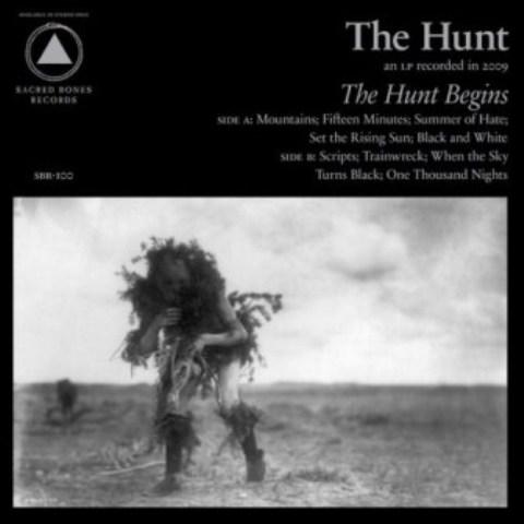 The Hunt -The Hunt Begins 1 - fanzine