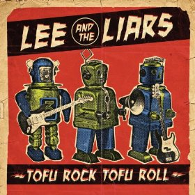 Lee And The Liars - Tofu Rock Tofu Roll 8 - fanzine
