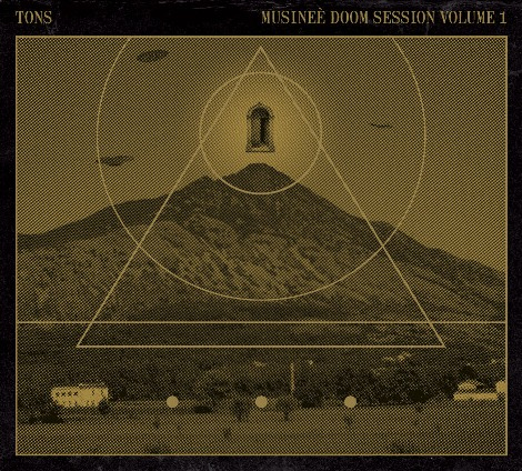 Tons-Musineè Doom Session Volume 1 1 - fanzine