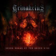 Trinakrius - Seven Songs Of The Seven Sins 1 - fanzine
