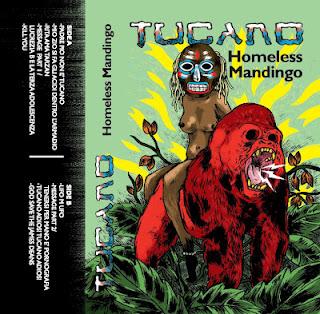 tucano-homeless mandingo 1 - fanzine