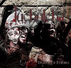Tuchulcha - Legions Of Etruria 8 - fanzine