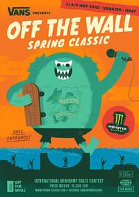 VANS Off The Wall Spring Classic 2013 Varazze 1 - fanzine