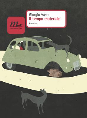 Giorgio Vasta-Il tempo materiale 5 - fanzine