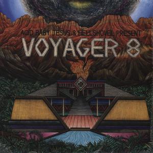 Acid Baby Jesus And Hellshovel - Voyager 8 EP 1 - fanzine