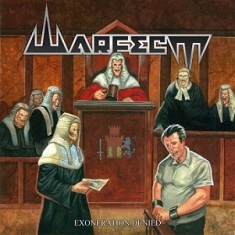 Warfect - Exoneration Denied 1 - fanzine