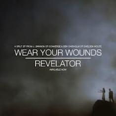 Wear Your Wounds - Revelator - Split EP 1 - fanzine