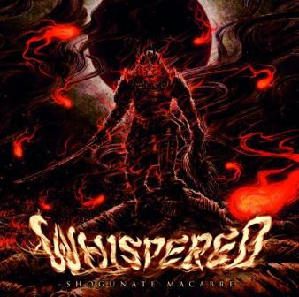 Whispered - Shogunate Macabre  1 - fanzine