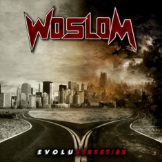 Woslom - Evolustruction 1 - fanzine
