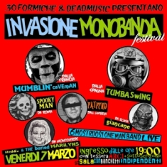 FESTIVAL INVASIONE MONOBANDA 1 - fanzine
