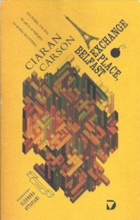 Ciaran Carson - Exchange Place, Belfast 1 - fanzine