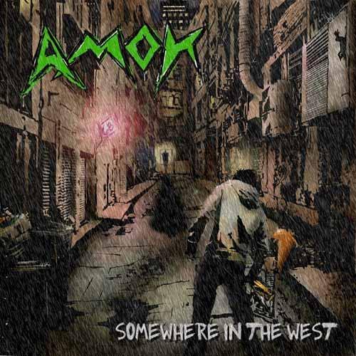 Amok -Somewhere In The West 1 - fanzine