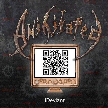 Anihilated -iDeviant 4 - fanzine