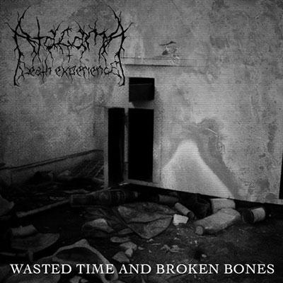 Atacama Death Experience - Wasted Time and Broken Bones 1 - fanzine