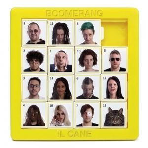 Il Cane – Boomerang 6 - fanzine