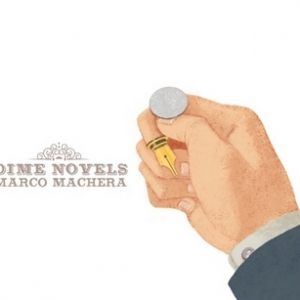 Marco Machera – Dime Novels 10 - fanzine