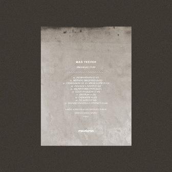 Mas Teeveh – Dreamlike Flow 1 - fanzine
